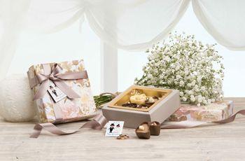 Los detalles de boda más dulces y personalizados de la mano de La Confitería Delaviuda