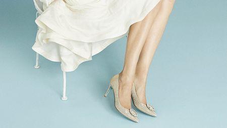 Colección Blue Bridal, de Ursula Mascaró, un guiño a la tradición