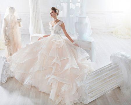 Colección 2018 Nicole: amor, encanto y magia en unos diseños románticos y elegantes