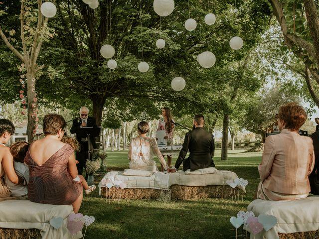 Ideas originales de boda: ¡decorad vuestro enlace con globos de luz!
