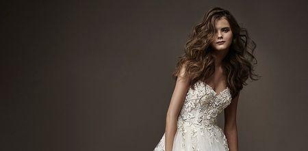 Sorpréndete con los vestidos de novia de Badgley Mischka 2018