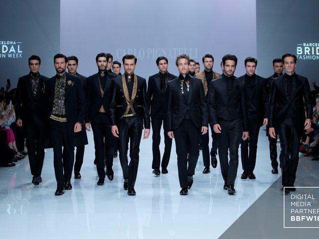 Trajes de novio Carlo Pignatelli 2019: emblema de la elegancia masculina