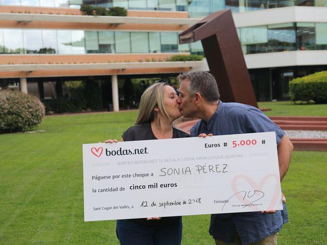 """5000 euros para disfrutar después del """"sí, quiero"""". ¡Conoced a los felices ganadores del sorteo de Bodas.net!"""