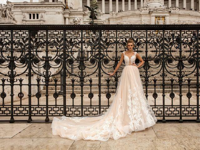 Vestidos de novia Innocentia 2019: esencia romántica