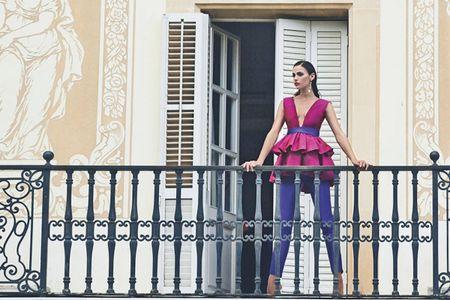 Moda Matilde Cano 2018: perfecta para todo tipo de invitadas