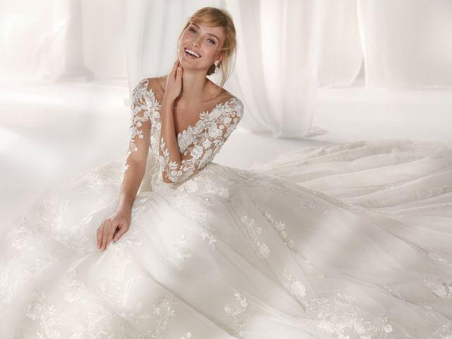 Vestidos de novia Nicole 2019: estilo y exclusividad en una colección única