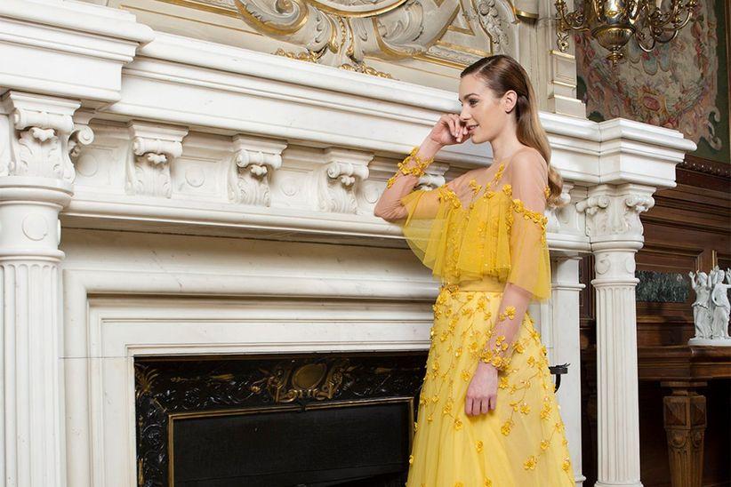 Vestidos de invitada de boda cortos 2019