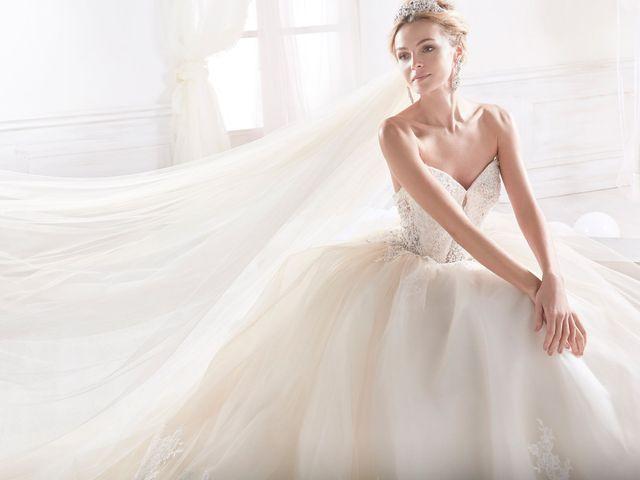 ¡Elige un vestido de novia que refleje tu personalidad!