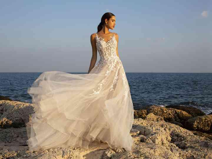Vestidos de novia Demetrios 2019... ¡Sencillamente únicos!