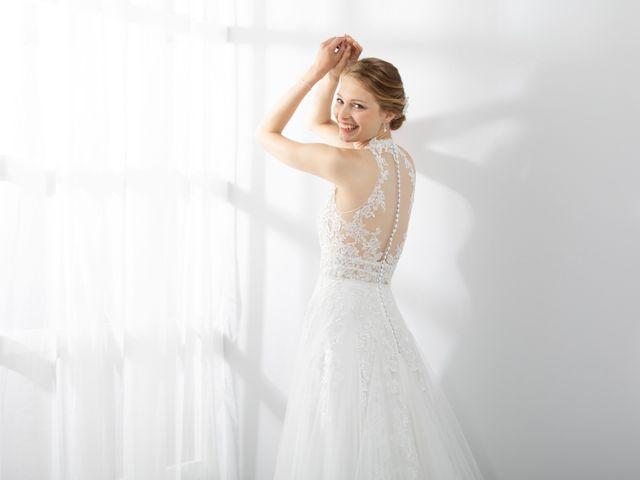 Eglantine Créations 2019: una colección de vestidos de novia que te fascinará