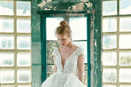 Guía para novias: 18 escotes habituales en moda nupcial