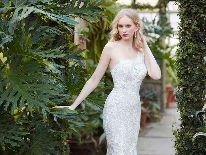 Vestidos de novia Madison James 2019