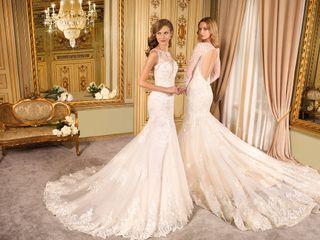 Vestidos de novia Susanna Rivieri 2019