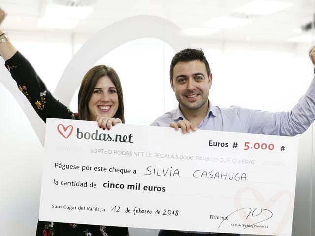 5000 euros para el banquete perfecto. ¡Conoce a los nuevos ganadores del sorteo de Bodas.net!
