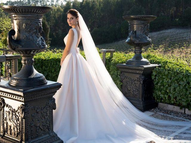 Vestidos de novia A Bela Noiva 2018: una mezcla de romanticismo y vanguardia