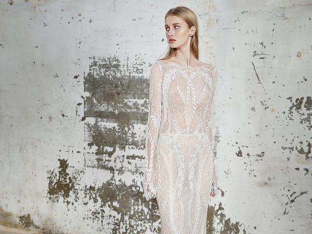 Vestidos de novia Galia Lahav 2019: propuestas con un toque de atrevimiento
