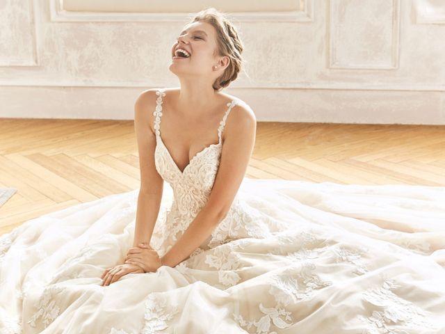 Vestidos de novia La Sposa 2019: la esencia del romanticismo