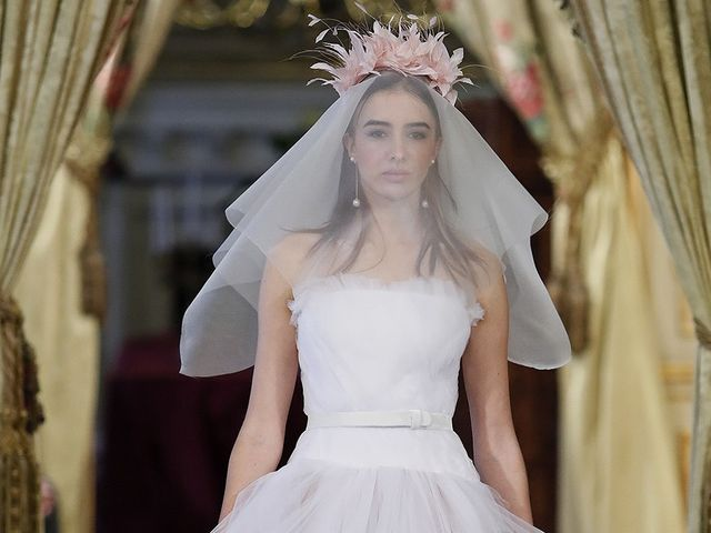 Nihil Obstat 2019: vestidos de novia que harán que quieras casarte (de inmediato)