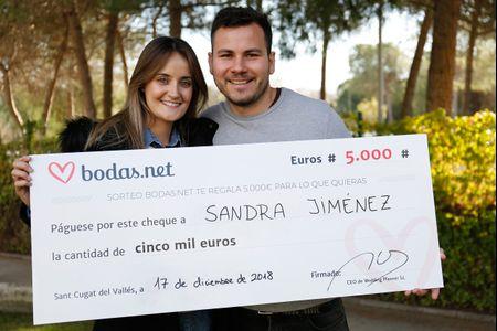 5000 euros para una luna de miel exclusiva. ¡Descubrid a los nuevos ganadores del sorteo de Bodas.net!