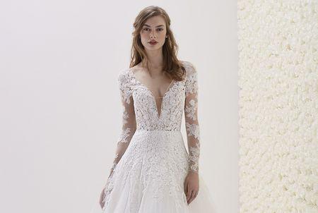 Vestidos de novia Pronovias 2019: cuatro estilos con los que deslumbrarás