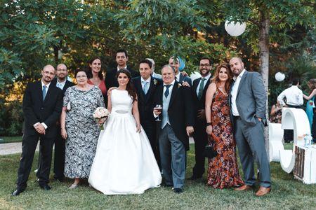 Cómo presentar a las familias antes de la boda