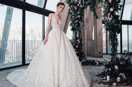 Tony Ward 2019: ¡vestidos de novia para mujeres chic!