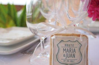 Detalles de boda comestibles: 5 regalos que conquistarán a todos los paladares
