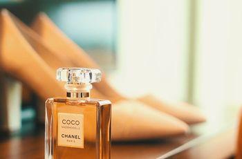 Elige el perfume de novia ideal para el día B