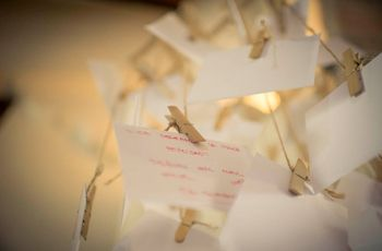 Ideas para crear un árbol de los deseos en vuestra boda