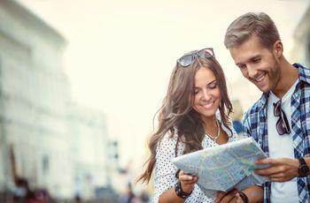 Tipos de viajes de novios