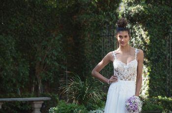 Descubre la colección de vestidos de novia Sincerity Bridal 2018