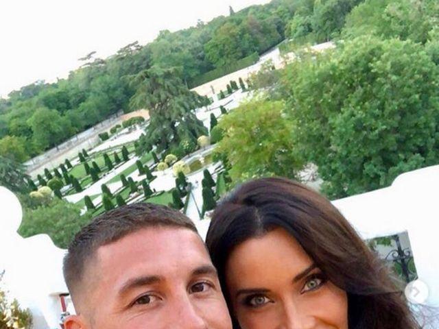 Sergio Ramos y Pilar Rubio se casan el 15 de junio