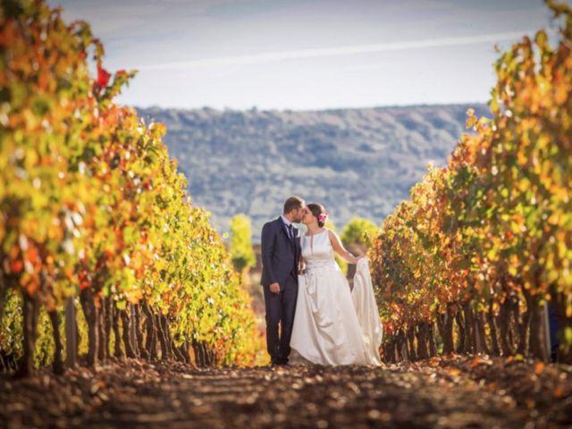 Ideas para una boda inspirada en el vino