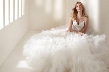 Vestidos de novia Hannibal Laguna Atelier 2019
