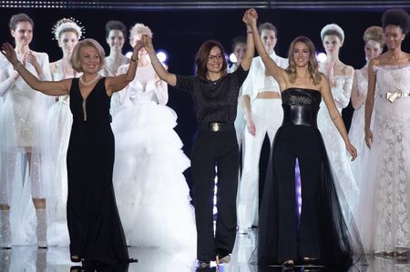 Nicole presenta su colección de vestidos de novia 2020 en un emotivo evento
