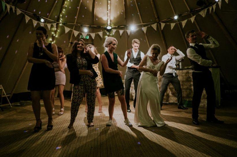 Carácter - Baile de Novios