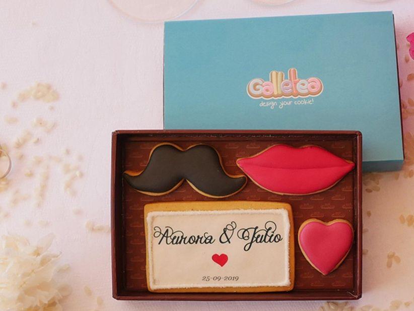 Galletea - Galletas personalizadas