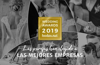 Wedding Awards 2019 de Bodas.net. ¡Imprescindibles!