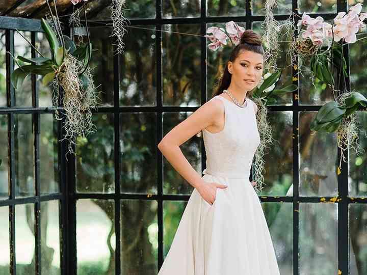 Vestidos de novia Gio Rodrigues 2019