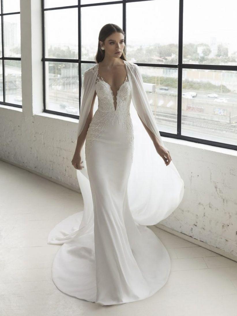 50ec420239 Vestidos de novia Julie Vino 2019  diseñados para sorprender