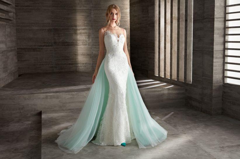 77051a25167 Vestidos de novia Manu García 2019