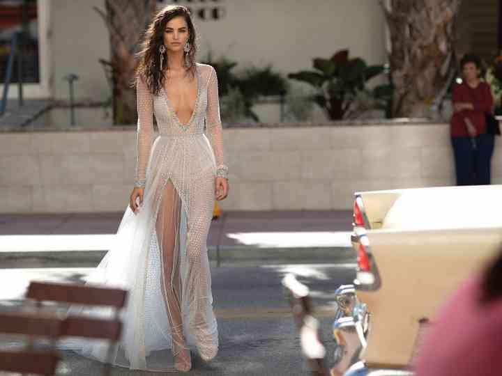 Vestidos de novia Berta Bridal 2019: ¡máxima sensualidad!