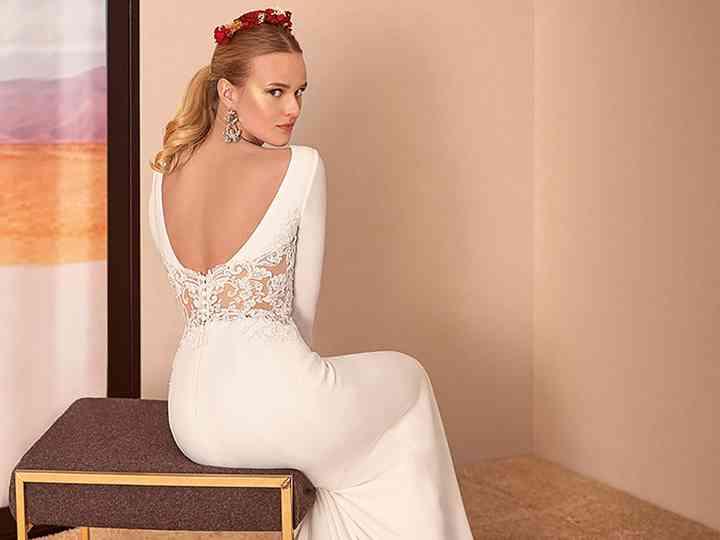 Vestidos de novia Cabotine 2019: propuestas llenas de estilo