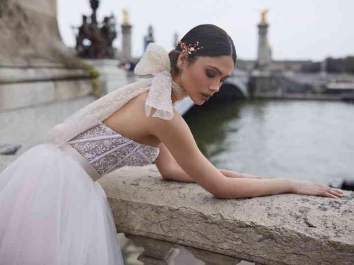 Vestidos de novia Julie Vino 2019: diseñados para sorprender