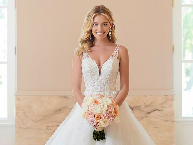 Vestidos de novia Stella York 2019