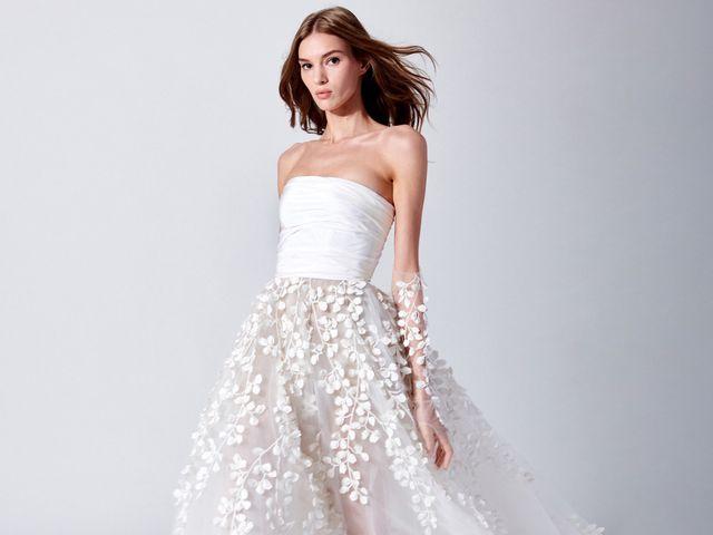 Vestidos de novia Oscar de la Renta 2019