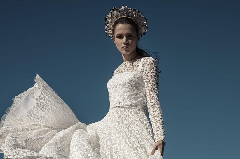 8d4dbf54fd09 Vestidos de novia Tot-Hom 2019