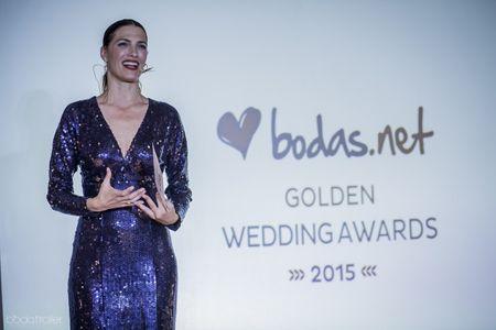 1ª edición de los Golden Wedding Awards a los mejores proveedores del año