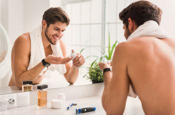 Trucos de belleza imprescindibles para el novio