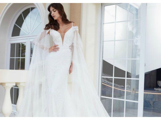 Vestidos de novia Alessandra Rinaudo 2018: vuelve la sofisticación